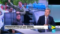 Présidentielle au Brésil: révélatrice de la désillusion des Brésiliens