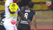 But Mehdi ABEID (57ème) / AS Monaco - Dijon FCO - (2-2) - (ASM-DFCO) / 2018-19