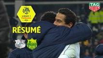 Amiens SC - FC Nantes (1-2)  - Résumé - (ASC-FCN) / 2018-19
