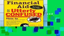 Review  Financial Aid for the Utterly Confused (Utterly Confused Series)