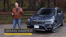 SUV Review | 2018 BMW X1 | Driving.ca