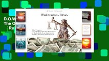 D.O.W.N.L.O.A.D [P.D.F] Fairness, Inc.: The Origins (and Billion-Dollar Bonuses) of Rule 10b-5 As