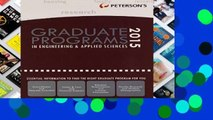 Library  Graduate Programs in Engineering   Applied Sciences 2015 (Peterson s Graduate Programs)