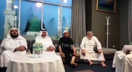 Kedatangan Imam  Masjid Nabawi Part 1