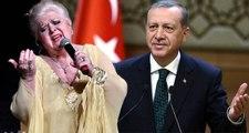 Usta Sanatçı Neşe Karaböcek, Cumhurbaşkanı Erdoğan'a Övgüler Yağdırdı