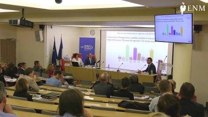 Consultation citoyenne sur l'Europe à l'ENM