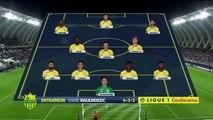 Amiens SC - FC Nantes ( 1-2 )