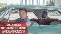 GREEN BOOK : SUR LES ROUTES DU SUD (Viggo Mortensen) - Bande-annonce VF