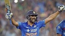 India Vs West Indies 2018, 4th ODI : Rohit Sharma Hits 21st Century
