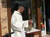 Les cérémonies du coq du village de Vouzeron