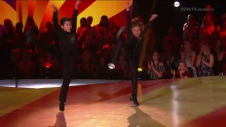 Dancing with the Stars Juniors S1 E4 Halloween Night Track t