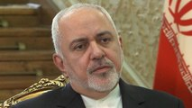 Iran's chief diplomat on U.S.-Saudi Arabia ties, and U.S. sanctions