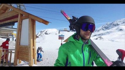Ski SALOMON TNT [ Pack Noir Freestyle ]