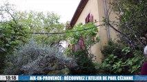 Aix-en-Provence : découvrez l'atelier de Paul Cézanne