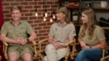 "Steve Irwin's Family On Starting a ""Beautiful New Chapter"" With 'Crikey! It's the Irwins' 