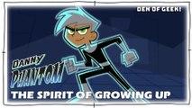 Danny Phantom: The Spirit of Growing Up