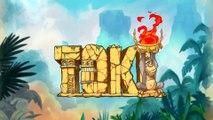 Toki - Bande-annonce de gameplay