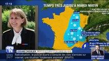 Vents violents: la Haute-Corse et la Corse-du-Sud placées en vigilance rouge (1/2)