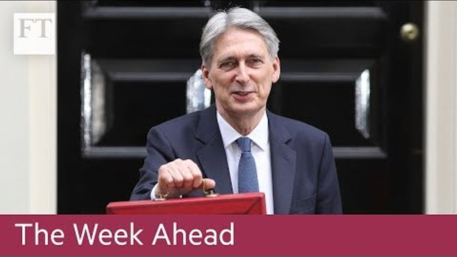 UK Budget, US data, Apple and Facebook results