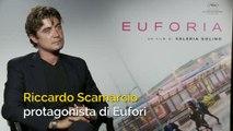 Euforia: intervista a Riccardo Scamarcio