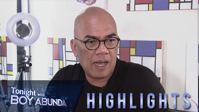 TWBA: Vice Ganda ask Tito Boy Abunda if he ever interviewed someone who has bad breath