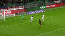 16/08/14 : Paul-Georges Ntep (76') : Rennes - Evian TG : 6-2