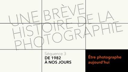 MOOC Une brève histoire de la photographie - La photographie des années 80 à nos jours - Être photographe aujourd'hui - Interview d'Alain Keler
