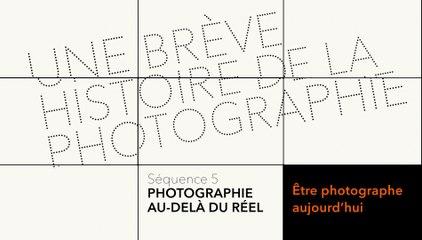 MOOC Une brève histoire de la photographie - La photographie au delà du réel - Être photographe aujourd'hui - Interview de Valérie Belin