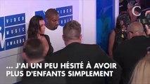 """Quand Kanye West """"harcèle"""" sa femme Kim Kardashian pour avoir quatre autres enfants"""