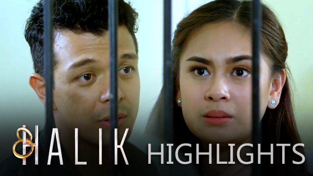 Halik: Lino reveals to Jacky that he caught Ace and Jade kissing at the bar