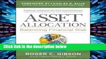 D.O.W.N.L.O.A.D [P.D.F] Asset Allocation: Balancing Financial Risk, Fifth Edition [E.B.O.O.K]