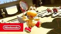 Mario Tennis Aces - Trailer Paratroopa
