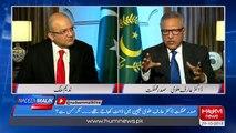Who Paid for President Arif Alvi's breakfast bill - Dr Arif Alvi showed bill in Nadeem Malik's show