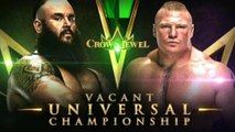 #WWE Crown Jewel : Brock Lesnar VS Braun Strowman  | Oneindia Kannada