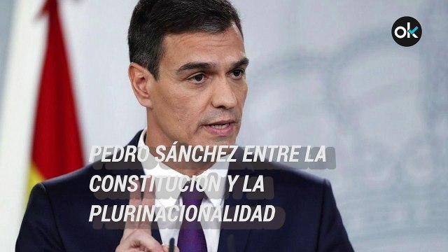 Pedro Sánchez sobre la unidad de España