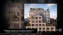 NYC Luxury Condos - 40 East End Ave