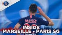 Olympique de Marseille - Paris Saint-Germain : Inside