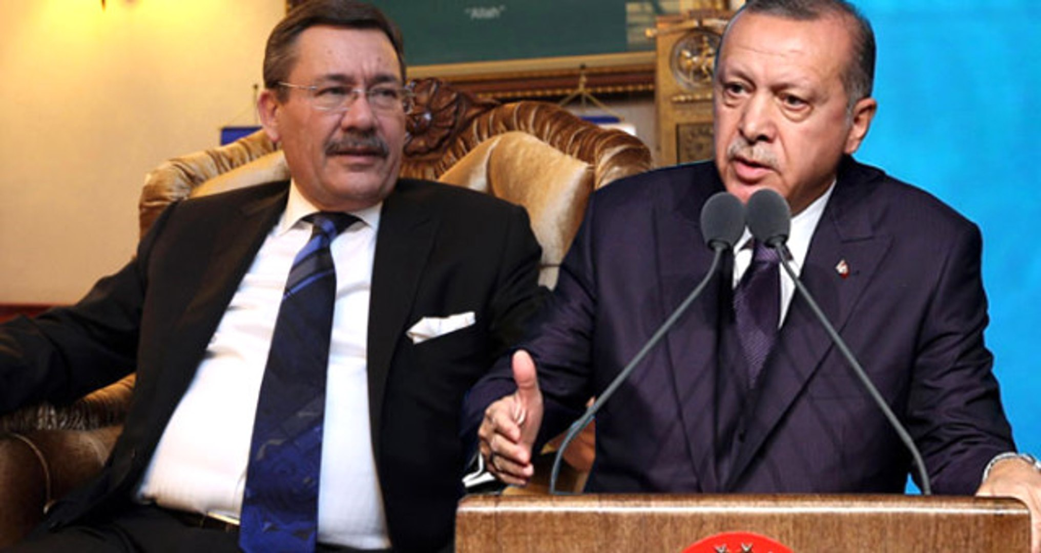 Son Dakika! Gökçek'in MHP'den Aday Olacağı İddialarına Erdoğan'dan İlk Yorum: Benim D