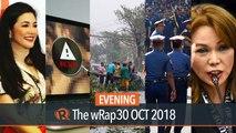 Mangaoang as state witness, Regine Velasquez, porn malware   Evening wRap