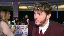 "James Arthur: ""I'd be doing bad things without X Factor"""