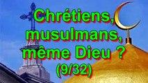 Chrétiens, musulmans, même Dieu ? (9/32) Qui nous a le plus aimés, Jésus ou Allah ?