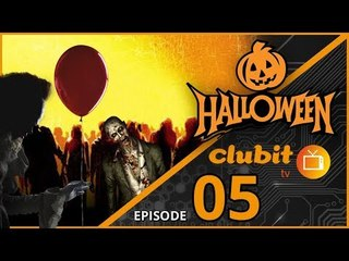 Halloween Special, Red Dead Redemption 2 has a limited supply?  - Clubit TV Show   Episode 05