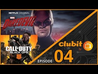 Call of Duty Black Ops 4 Review, Netflix Daredevil Season 3 Thoughts - Clubit TV Show   Episode 04