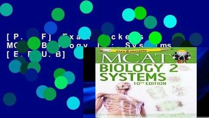 [P.D.F] Examkrackers MCAT Biology II: Systems [E.P.U.B]