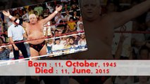 WWE Wrestlers Who Died in 2018 - Wrestlers Death Reasons (R.I.P) till 2018