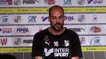 Avant le match_Matthieu Dreyer Amiens SC - FC Metz