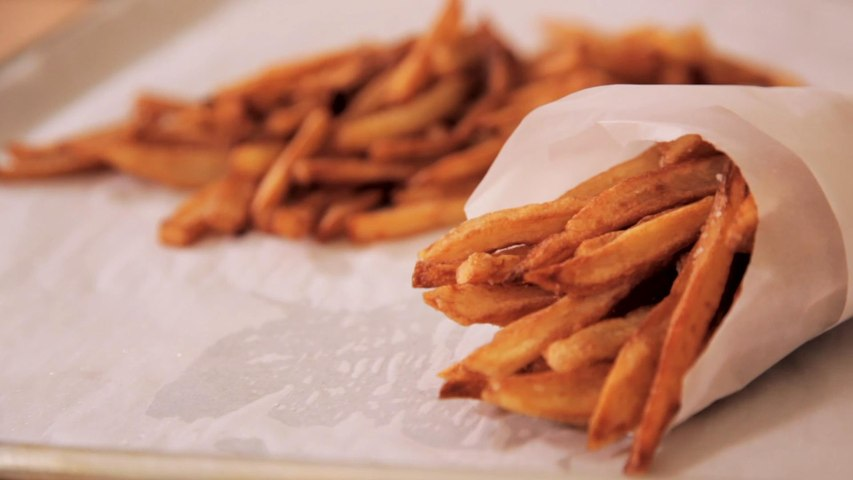 How to Make Super Crispy, Crunchy French Fries at Home