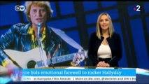 Johnny Hallyday - Brigade du Stup  Johnny l'Elvis français-Stupéfiant !