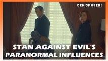 Stan Against Evil's Paranormal Influences