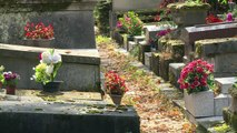 Paris cemeteries face space shortage